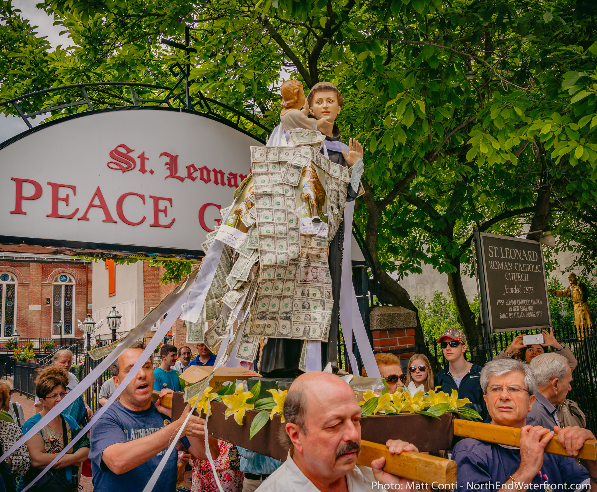 Saint Anthony of Padua Procession - June 2016-105