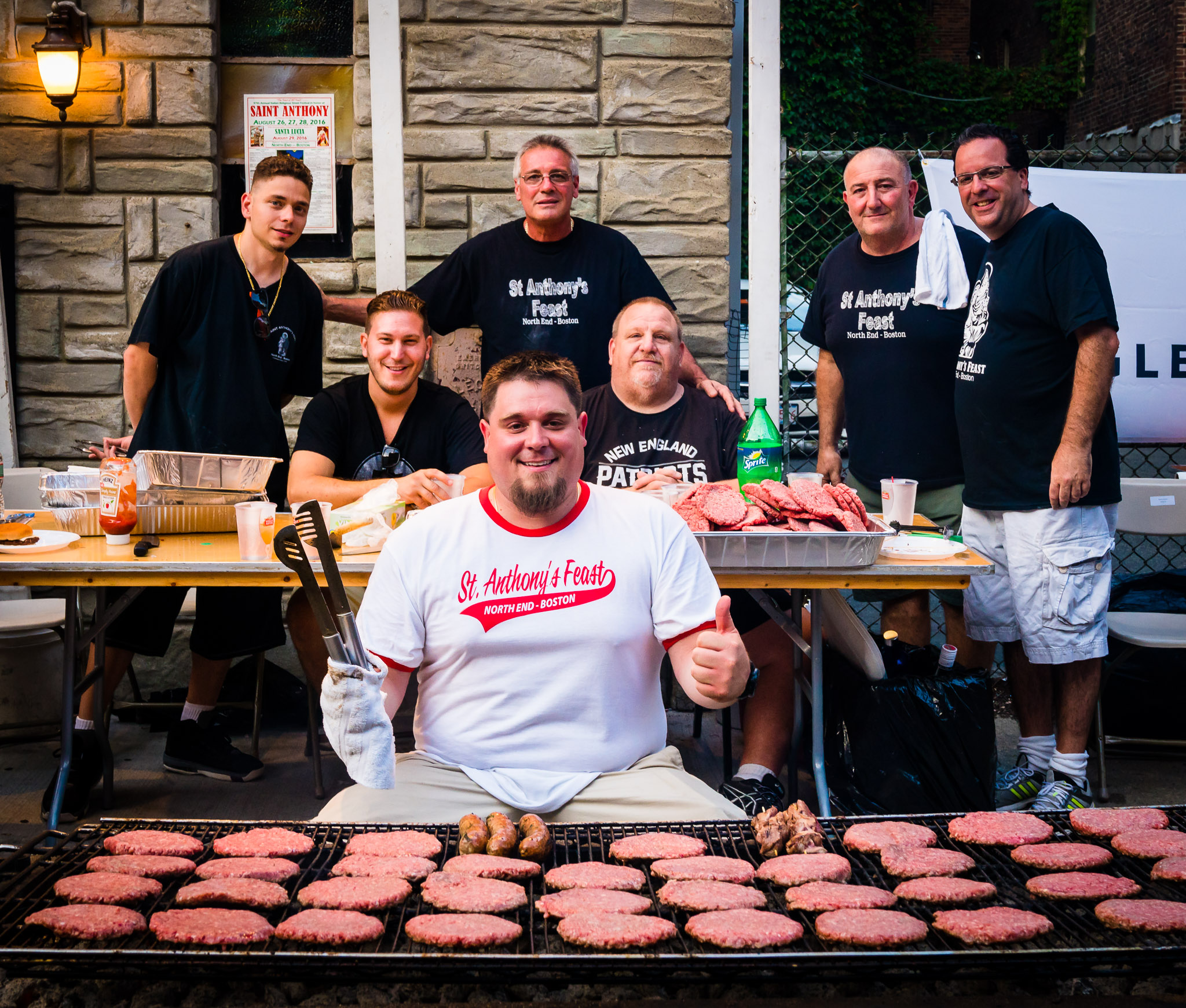 Neighbors Night at St Anthony's Feast - August 2016-54