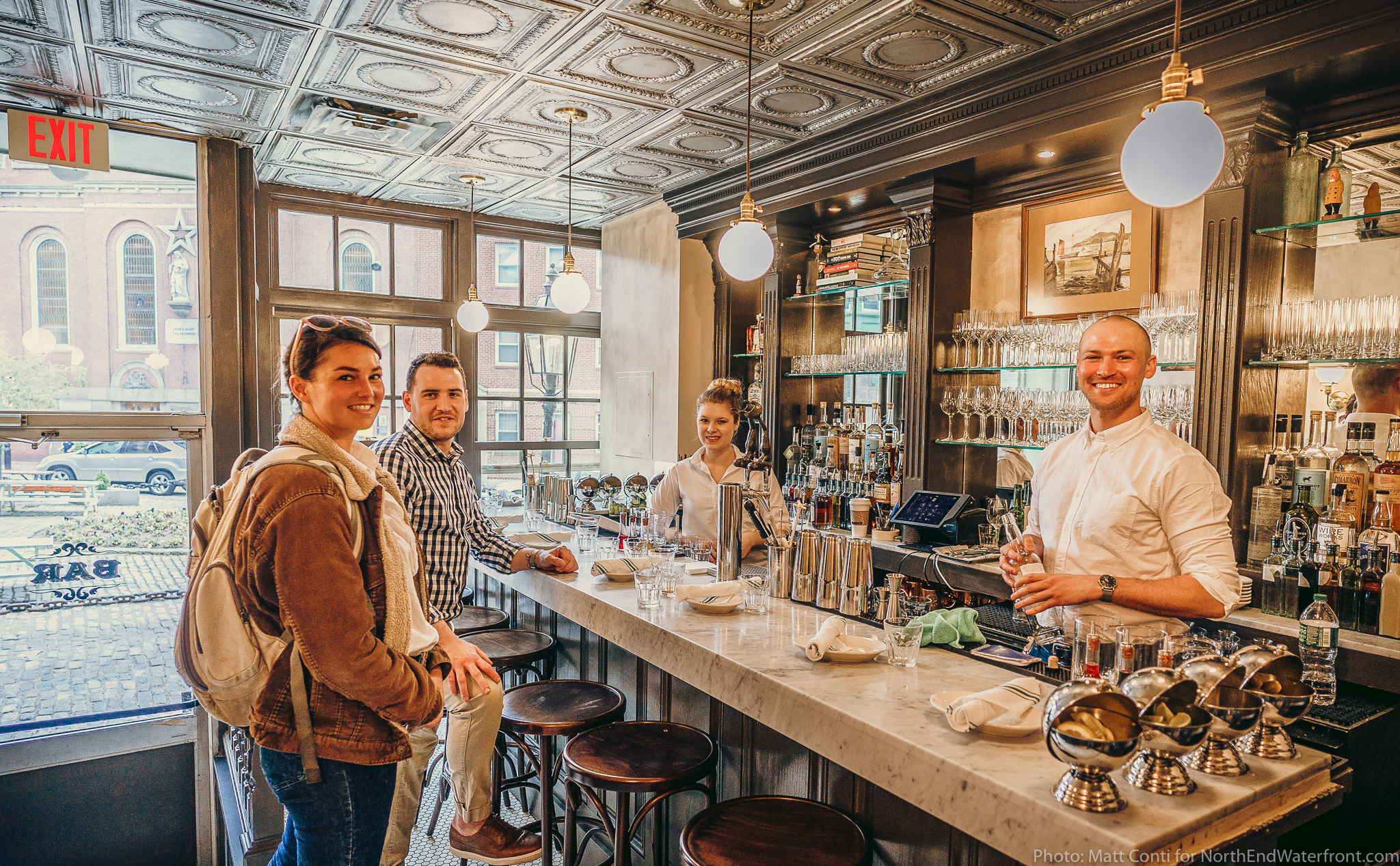 North Square Oyster Opens in Boston's Oldest Public Square - NorthEndWaterfront.com