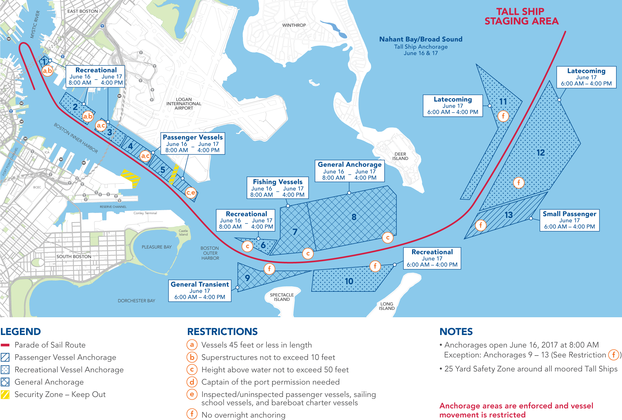 Traffic Map Boston.Sail Boston Releases Recreational Boating Guidelines