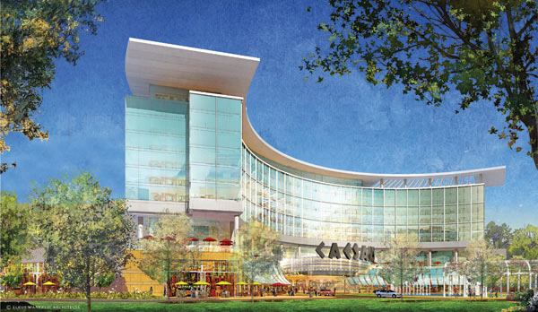 Suffolks Downs and City of Boston Sign Deal for Eastie Casino