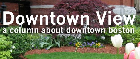 Downtown View: Daffodils for the Marathon