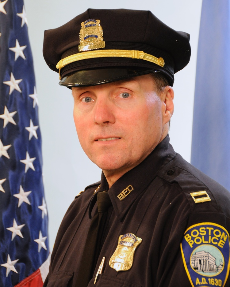 New District A-1 Police Captain, James Hasson, Announced