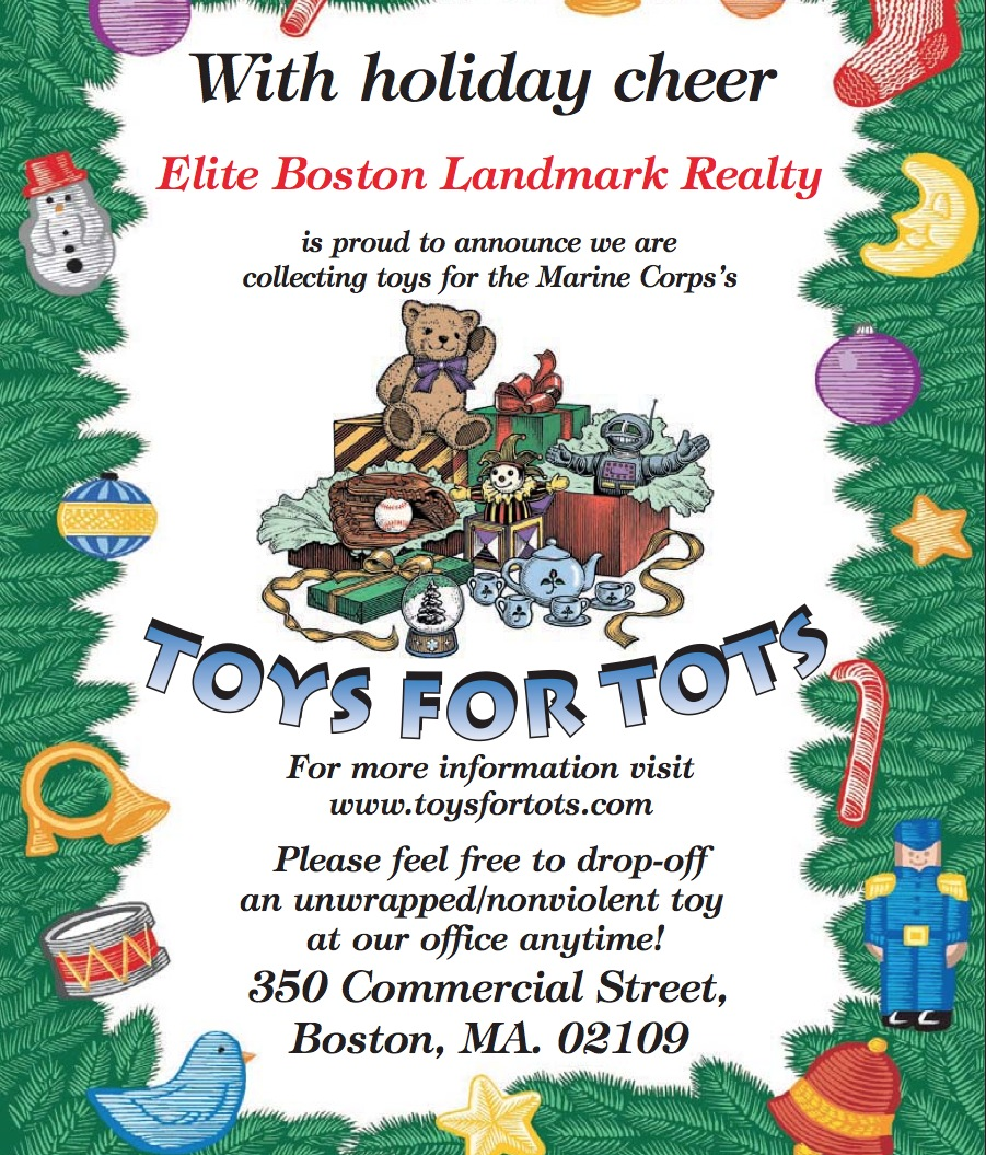 Toys For Tots Posters 2013 : Toni gilardi author at northendwaterfront