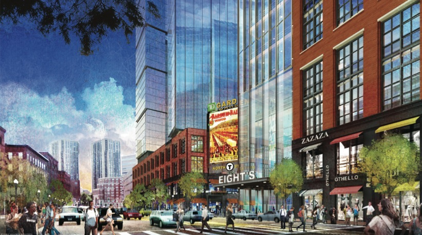 Star Market Signs Preliminary Agreement For Supermarket At Boston Garden  Project