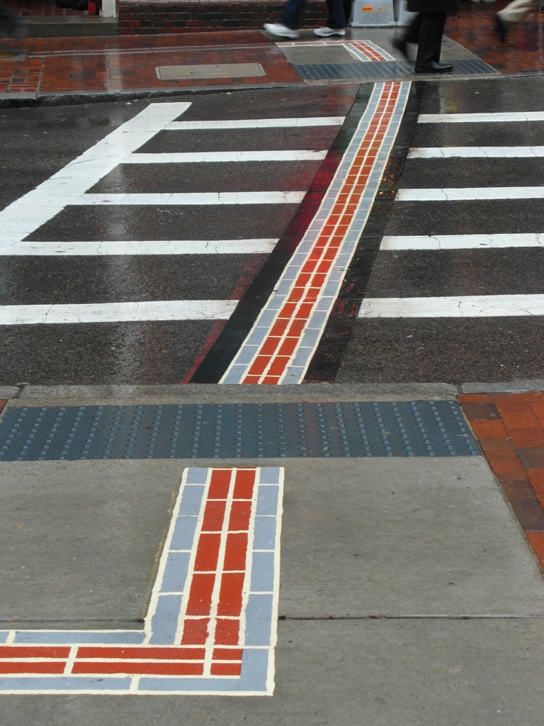 City of Boston Announces New Freedom Trail Markings ...