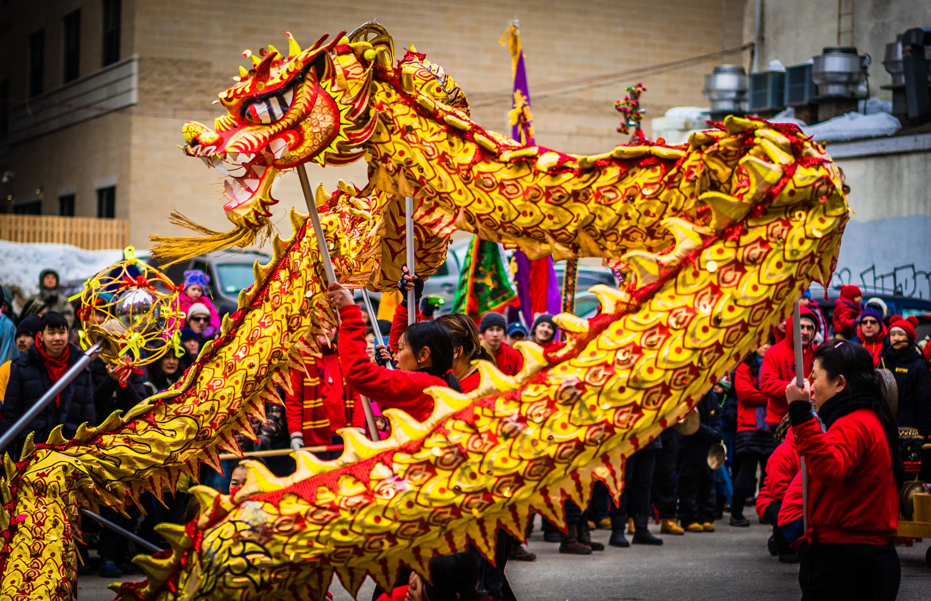 photos chinese new year celebrated with lion dances in bostons chinatown - When Is Chinese New Year Celebrated