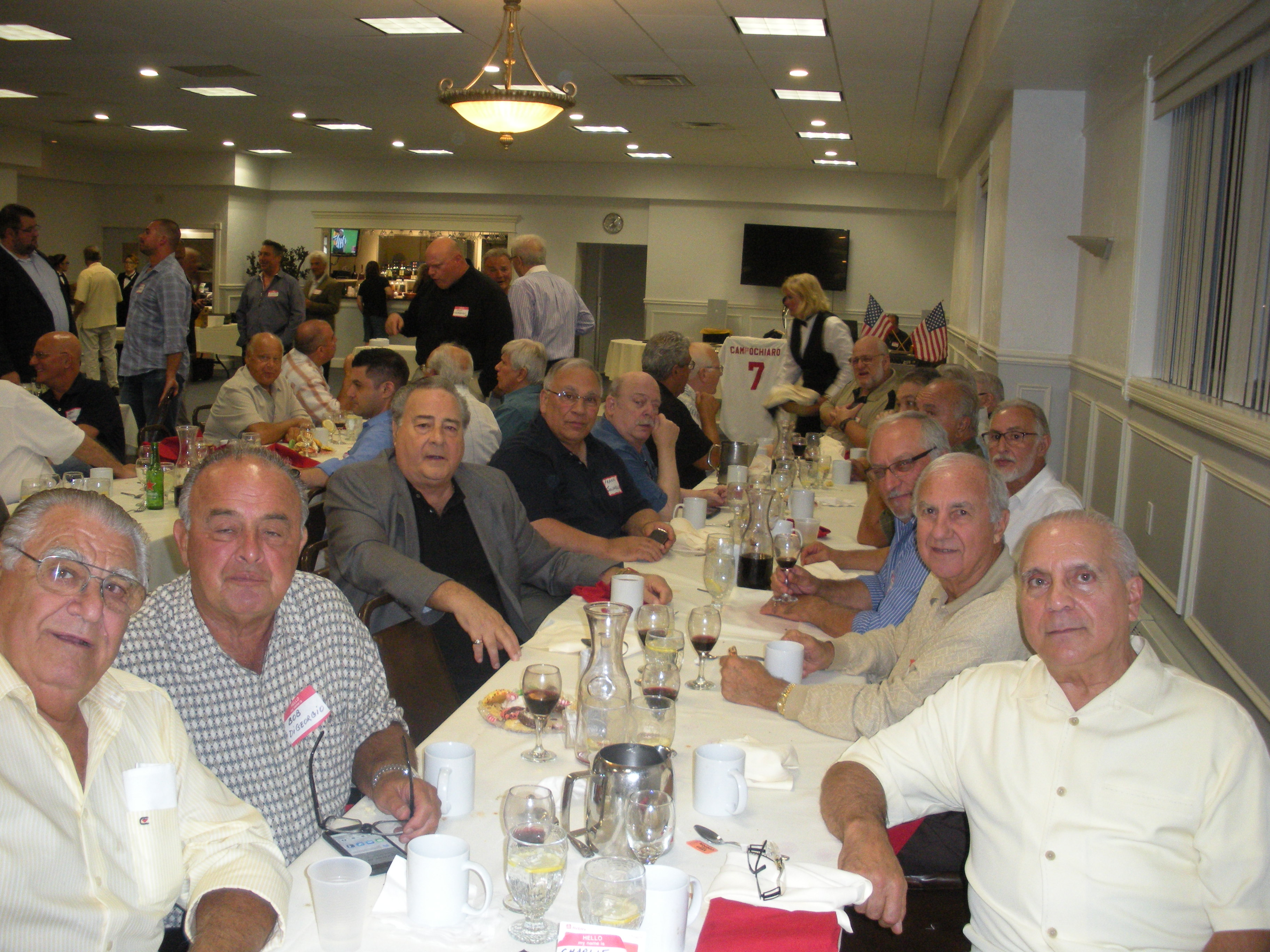 43rd Annual Reunion Celebrated by Friends of the North End [Photos]