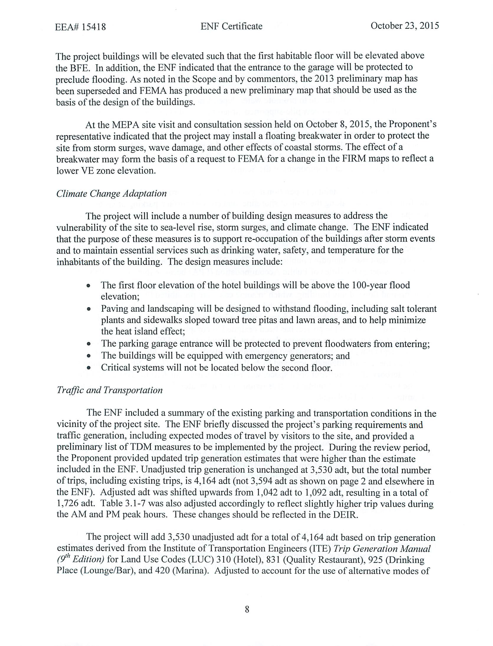 State regulator weighs in on lewis wharf hotel proposal the enf certificate is shown below in its entirety and can also be downloaded here pdf xflitez Image collections
