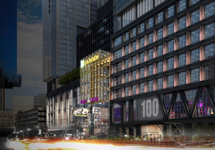 Boston Garden Project Gets Go Ahead for First Phase ...