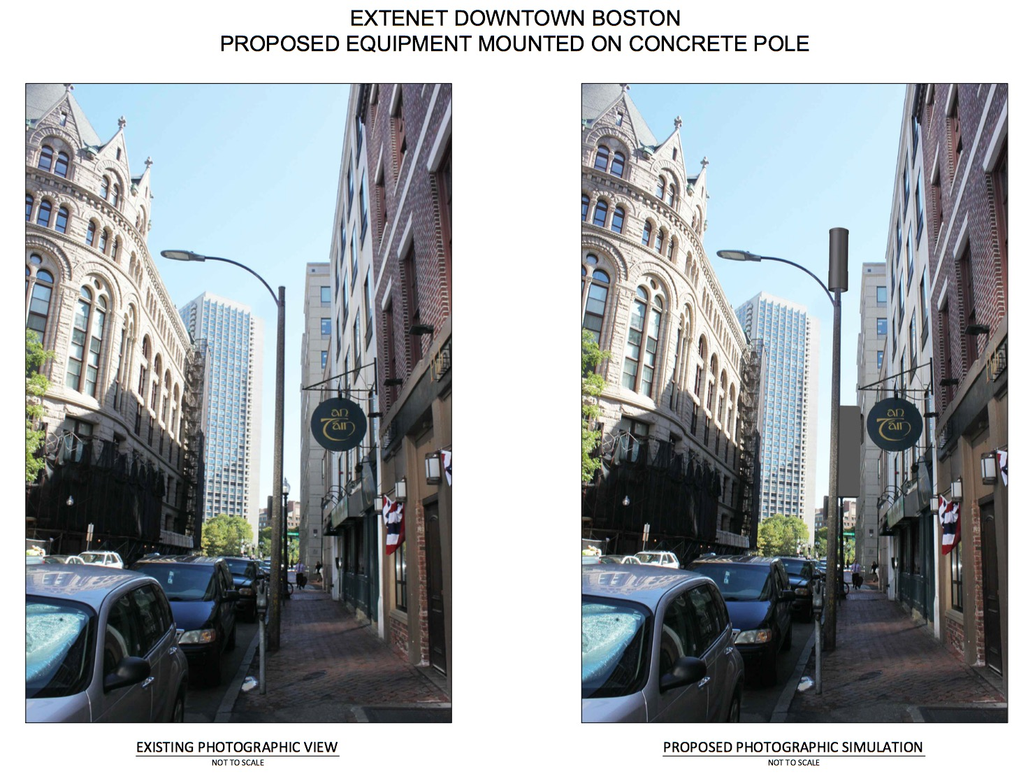 Street Light Wireless Antennas Coming To North End And