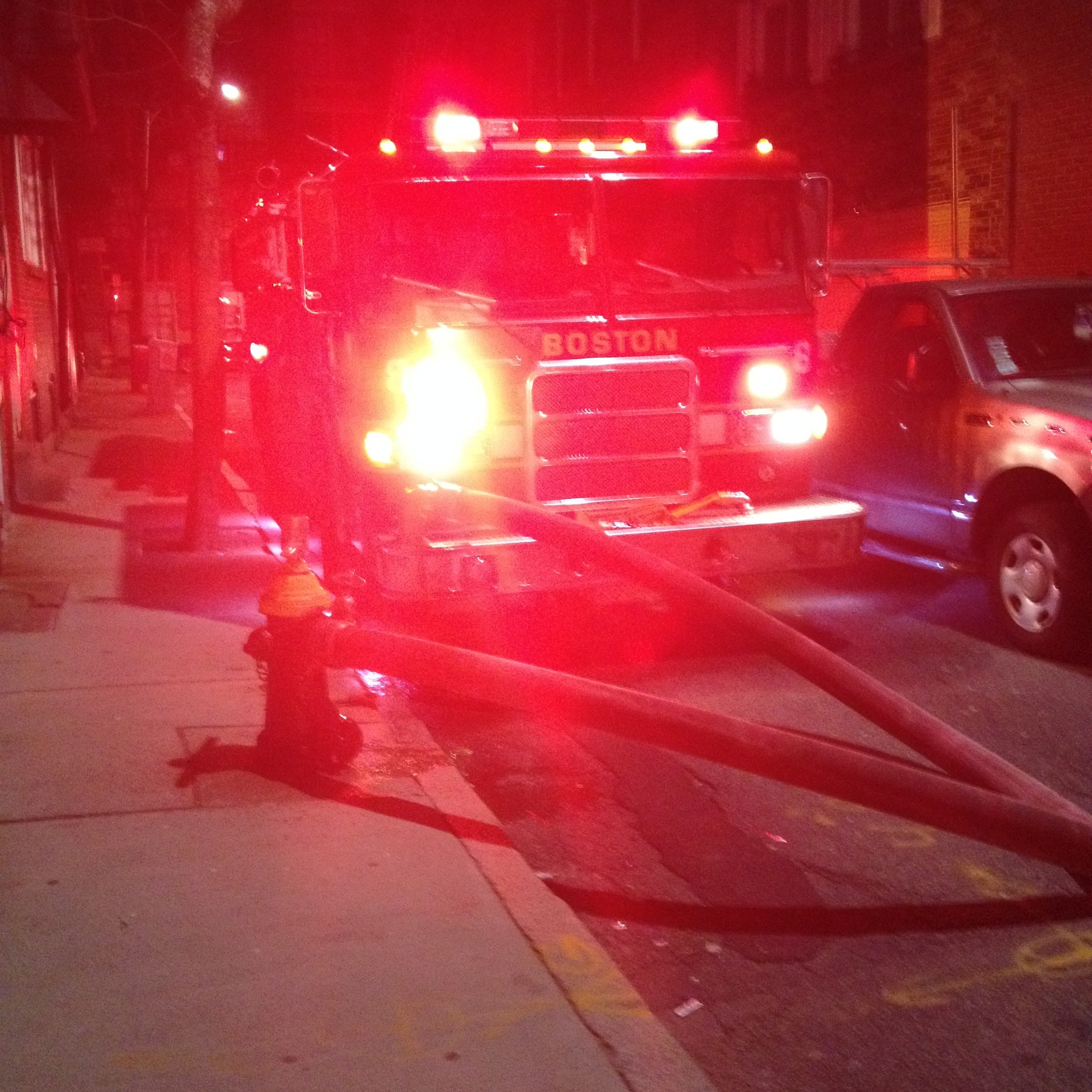 Woman Seriously Injured After Chimney Falls on Her