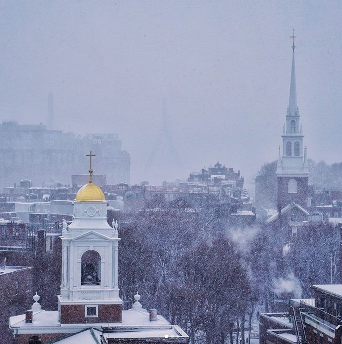 Wednesday's Briefing: Snow Day Scenes, Btone Fitness Growth, DiMasi Off House Arrest?