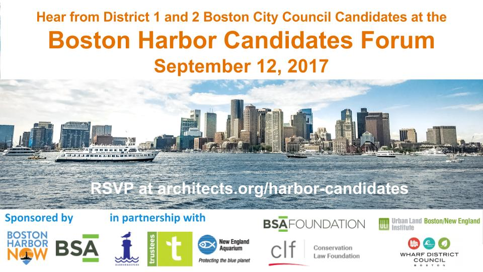 Boston Harbor Candidates Forum Flyer 1