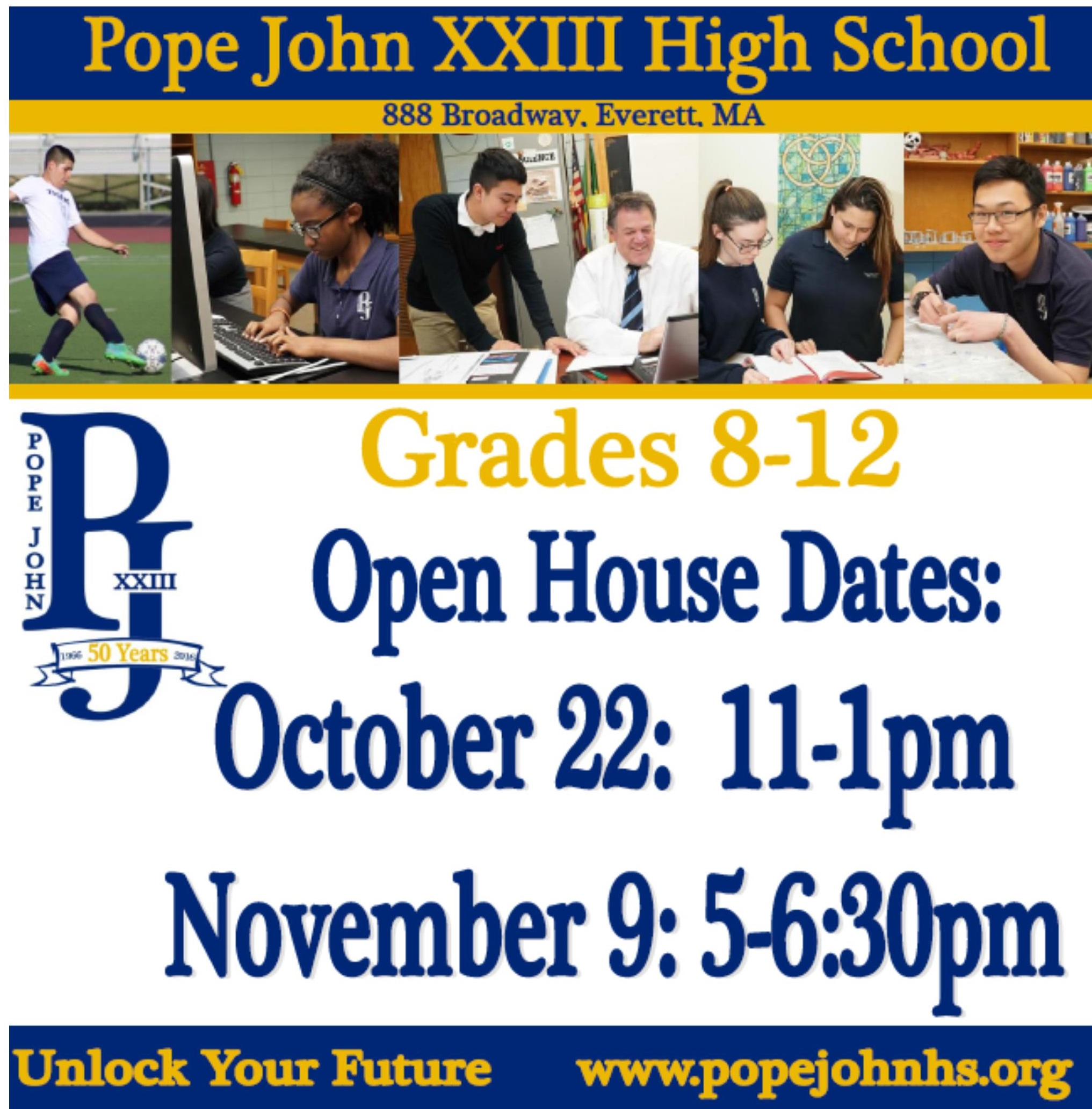 pjhs open house