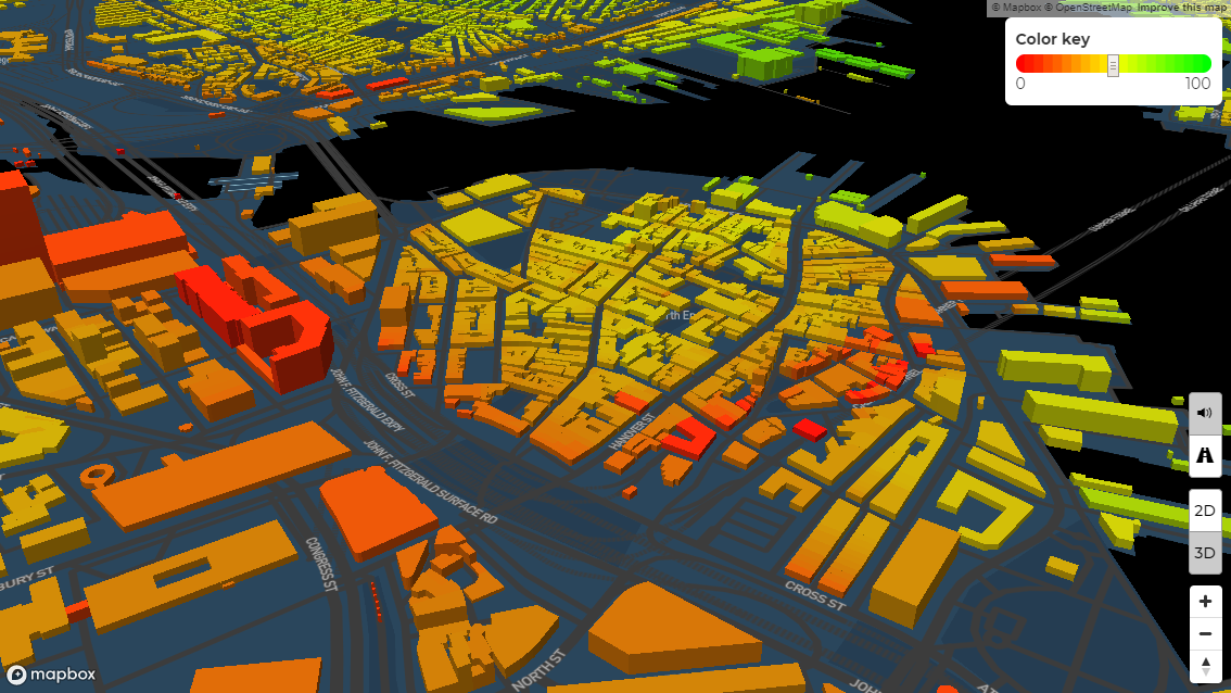 Traffic Map Boston.Your Guide To Boston Noise And Traffic Is Here Northendwaterfront Com