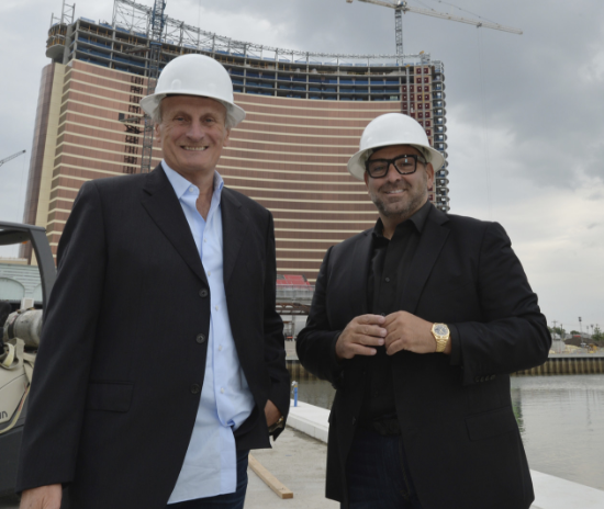 """North End Restauranteurs DePasquale & Varano to Open """"Fratelli"""" at Encore Casino"""