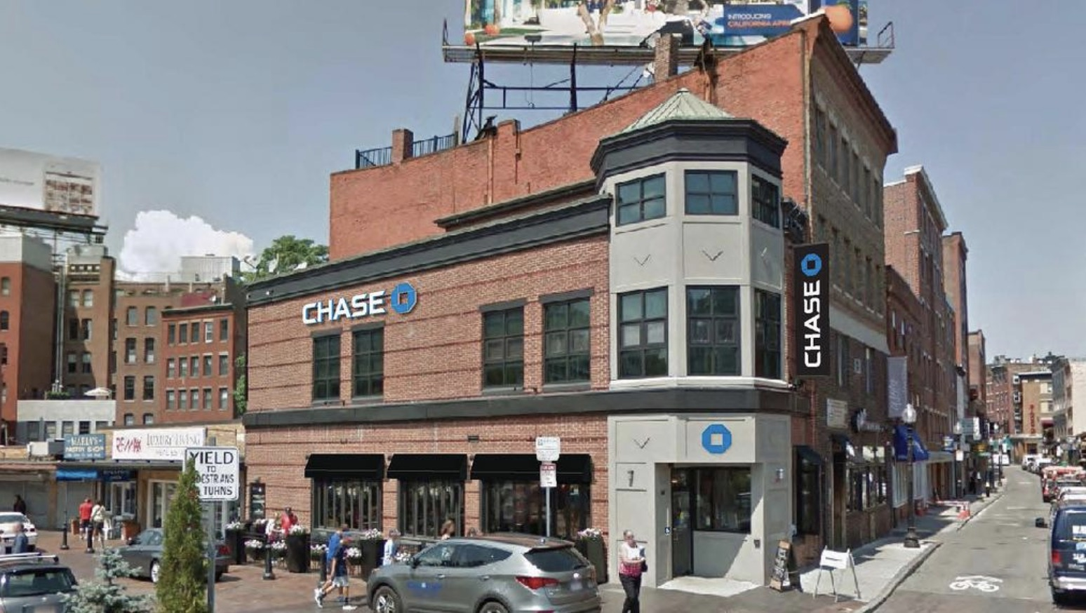 Chase Bank Coming to North End at Salem & Cross Streets, Formerly