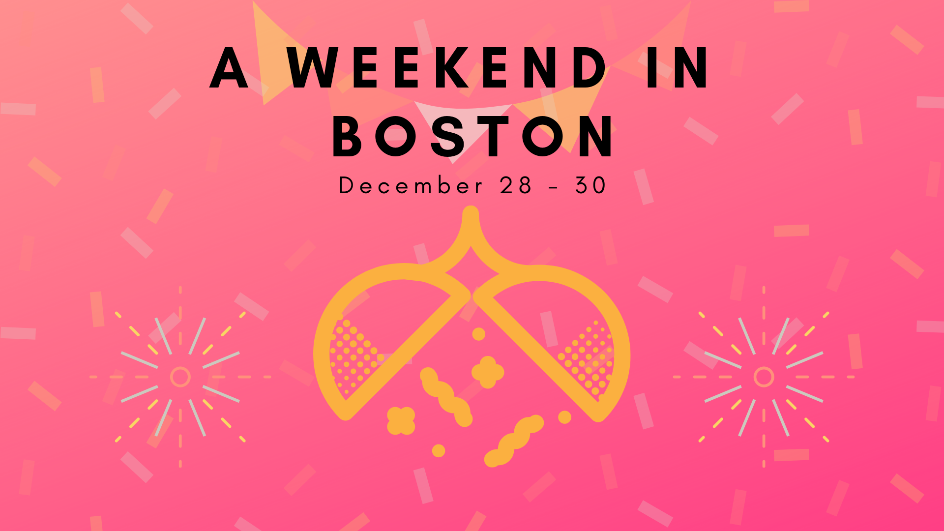 boston events this weekend