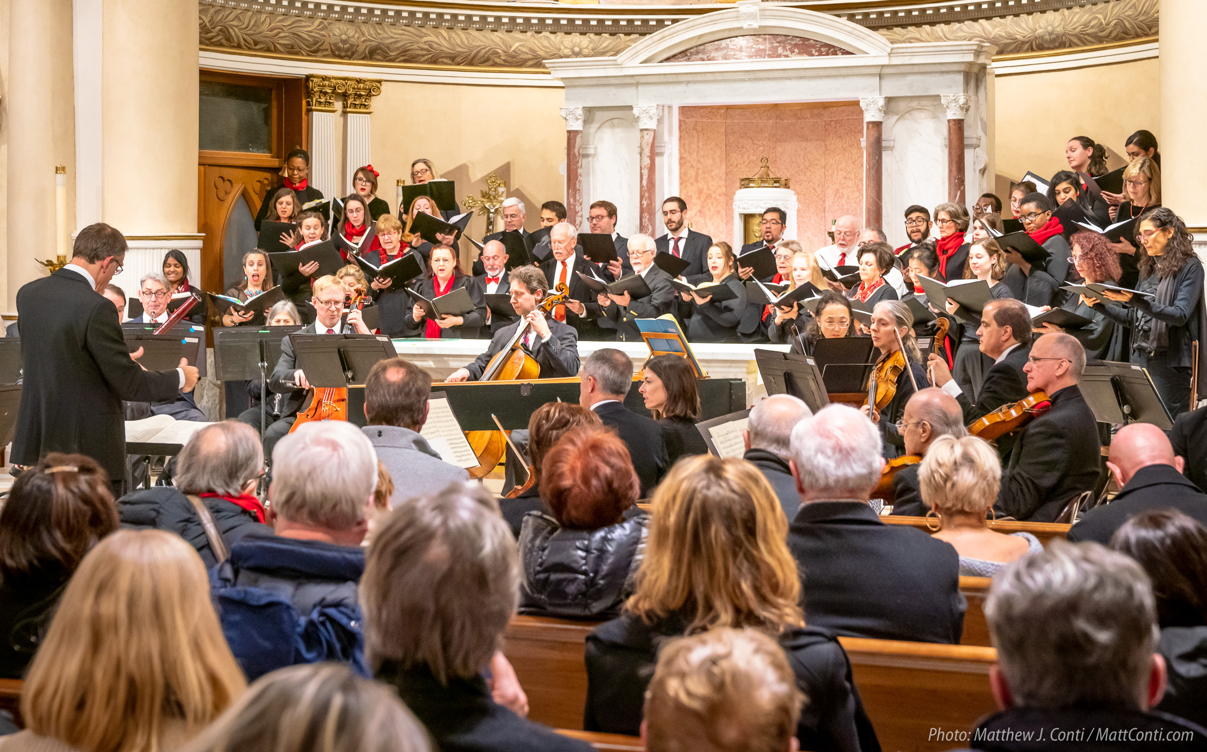 Handel's Messiah Presented in Free North End Concert [Photos