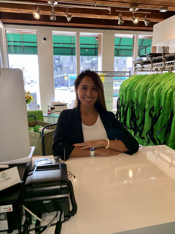 Groovy Grand Opening New Organic And Green Dry Cleaner In North Interior Design Ideas Tzicisoteloinfo