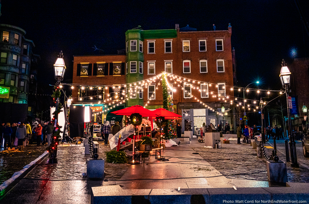 """""""Godmothered"""" Filming at North Square Continues Feb. 28"""