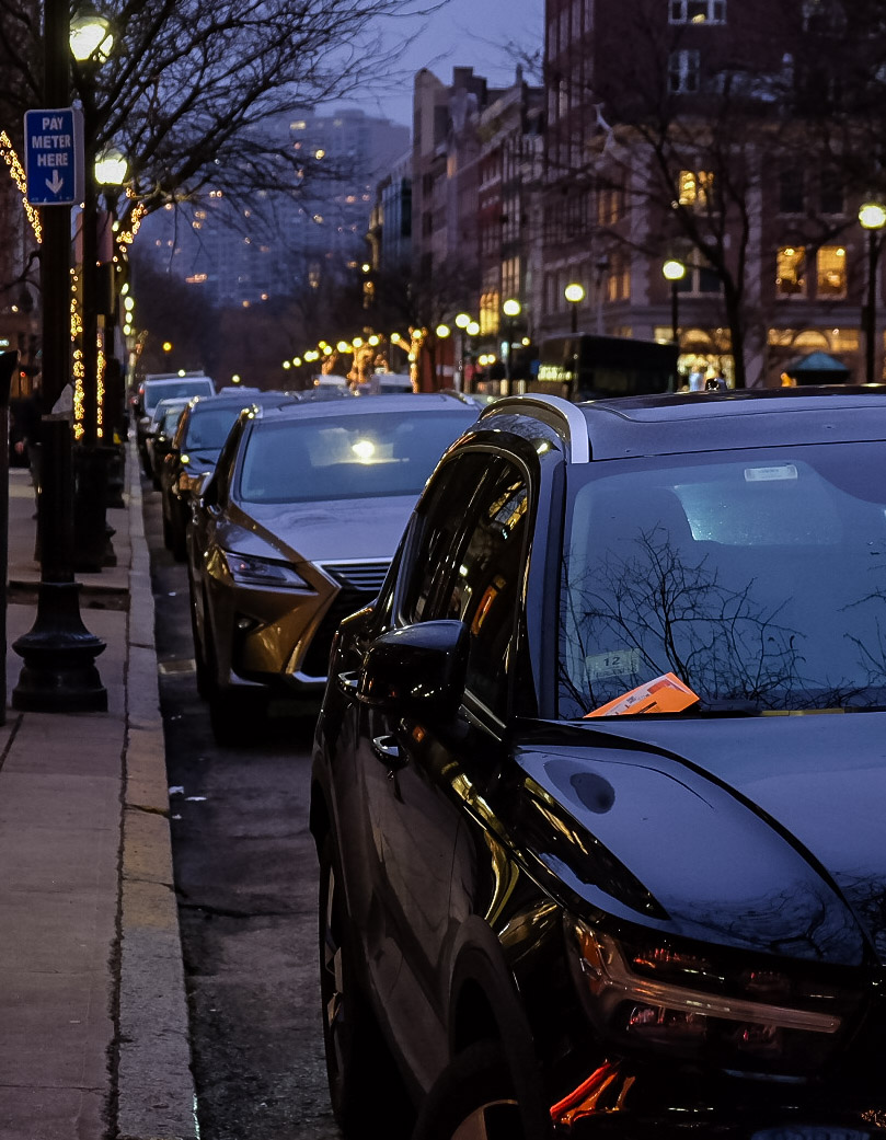 Income-Adjusted Parking Ticket Fines Proposed By City Councilor Mejia